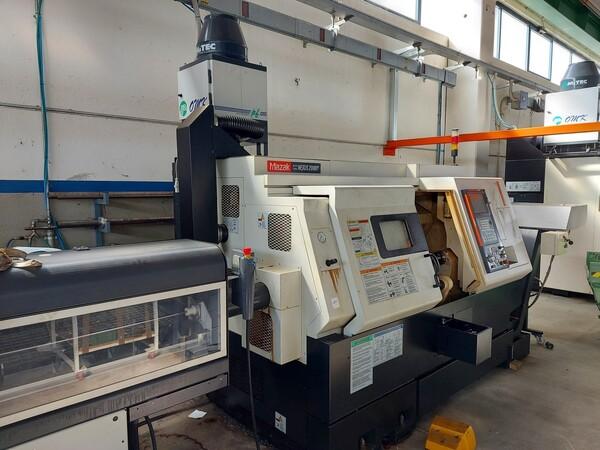 1#6118 Centri fresatura tornitura Mazak e attrezzature lavorazioni meccaniche in vendita - foto 14