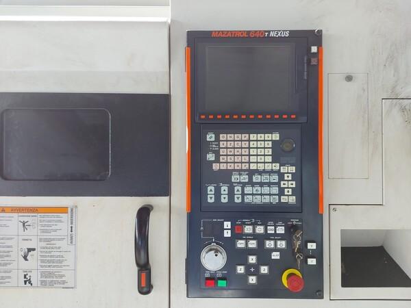 1#6118 Centri fresatura tornitura Mazak e attrezzature lavorazioni meccaniche in vendita - foto 15