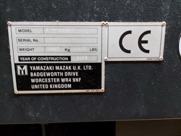 1#6118 Centri fresatura tornitura Mazak e attrezzature lavorazioni meccaniche in vendita - foto 16
