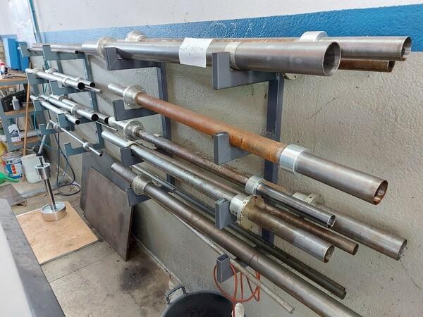1#6118 Centri fresatura tornitura Mazak e attrezzature lavorazioni meccaniche in vendita - foto 17