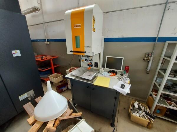 1#6118 Centri fresatura tornitura Mazak e attrezzature lavorazioni meccaniche in vendita - foto 21