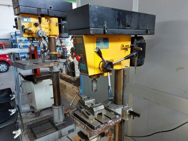 1#6118 Centri fresatura tornitura Mazak e attrezzature lavorazioni meccaniche in vendita - foto 39