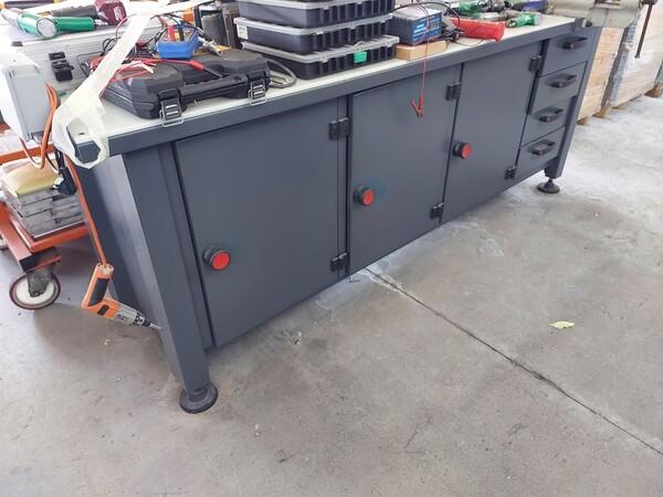 1#6118 Centri fresatura tornitura Mazak e attrezzature lavorazioni meccaniche in vendita - foto 77