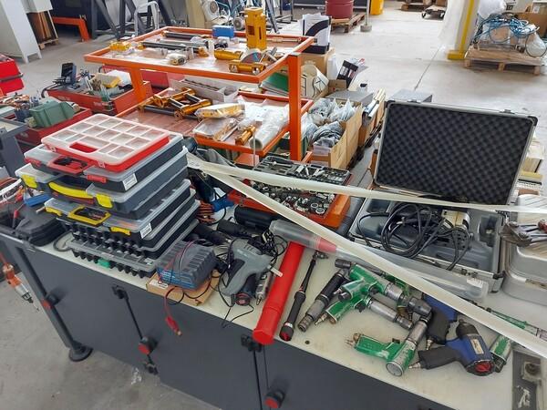 1#6118 Centri fresatura tornitura Mazak e attrezzature lavorazioni meccaniche in vendita - foto 78