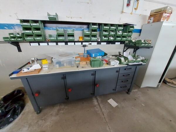 1#6118 Centri fresatura tornitura Mazak e attrezzature lavorazioni meccaniche in vendita - foto 79