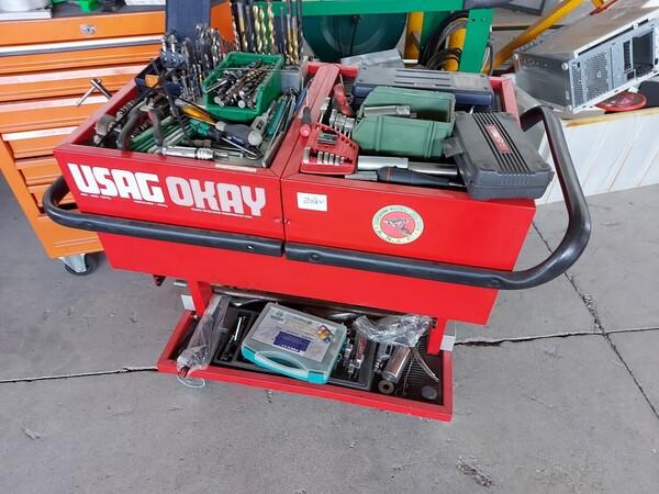 1#6118 Centri fresatura tornitura Mazak e attrezzature lavorazioni meccaniche in vendita - foto 97