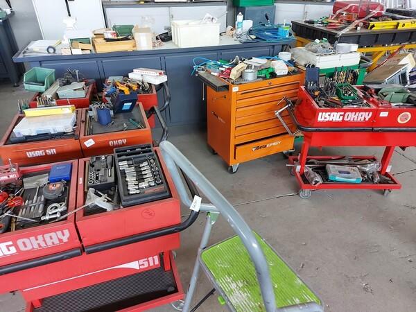 1#6118 Centri fresatura tornitura Mazak e attrezzature lavorazioni meccaniche in vendita - foto 102