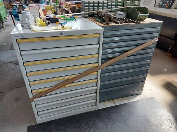 1#6118 Centri fresatura tornitura Mazak e attrezzature lavorazioni meccaniche in vendita - foto 103