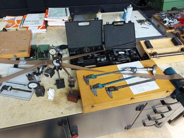 1#6118 Centri fresatura tornitura Mazak e attrezzature lavorazioni meccaniche in vendita - foto 104