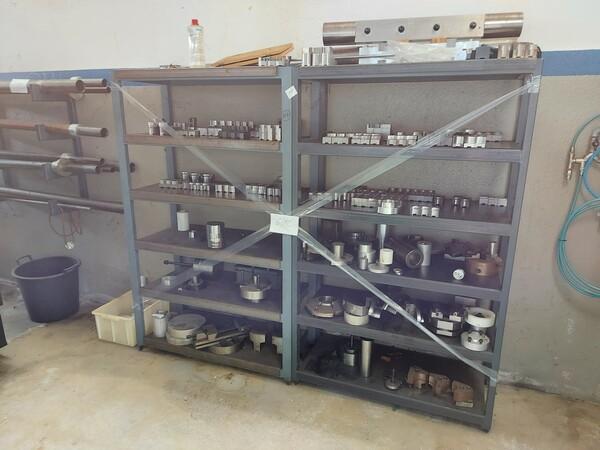 1#6118 Centri fresatura tornitura Mazak e attrezzature lavorazioni meccaniche in vendita - foto 105