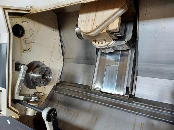 1#6118 Centri fresatura tornitura Mazak e attrezzature lavorazioni meccaniche in vendita - foto 148