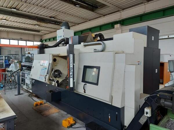 1#6118 Centri fresatura tornitura Mazak e attrezzature lavorazioni meccaniche in vendita - foto 149
