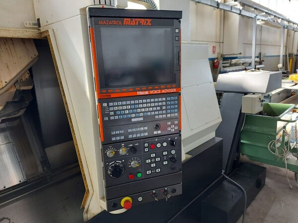 1#6118 Centri fresatura tornitura Mazak e attrezzature lavorazioni meccaniche in vendita - foto 155