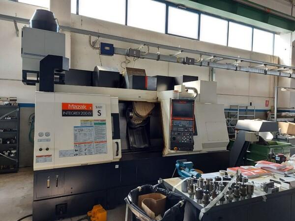 1#6118 Centri fresatura tornitura Mazak e attrezzature lavorazioni meccaniche in vendita - foto 157