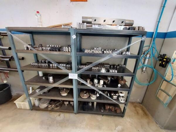 1#6118 Centri fresatura tornitura Mazak e attrezzature lavorazioni meccaniche in vendita - foto 161