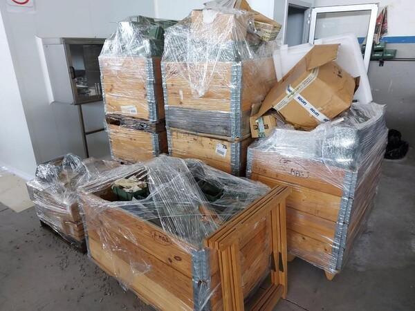 1#6118 Centri fresatura tornitura Mazak e attrezzature lavorazioni meccaniche in vendita - foto 163