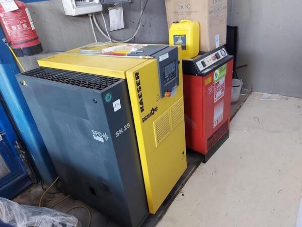 1#6118 Centri fresatura tornitura Mazak e attrezzature lavorazioni meccaniche in vendita - foto 168