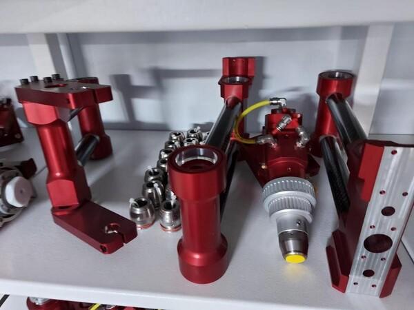 1#6118 Centri fresatura tornitura Mazak e attrezzature lavorazioni meccaniche in vendita - foto 174
