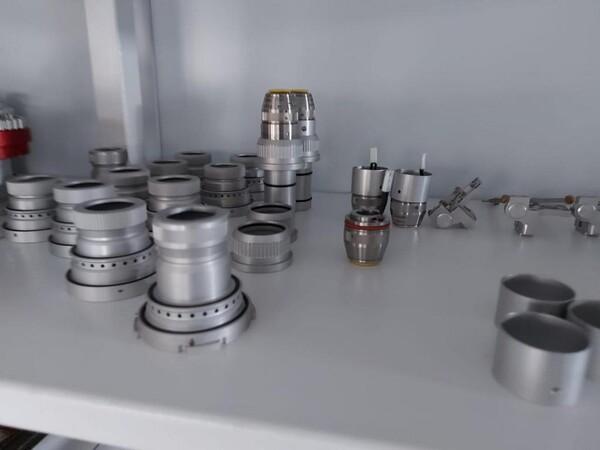 1#6118 Centri fresatura tornitura Mazak e attrezzature lavorazioni meccaniche in vendita - foto 178