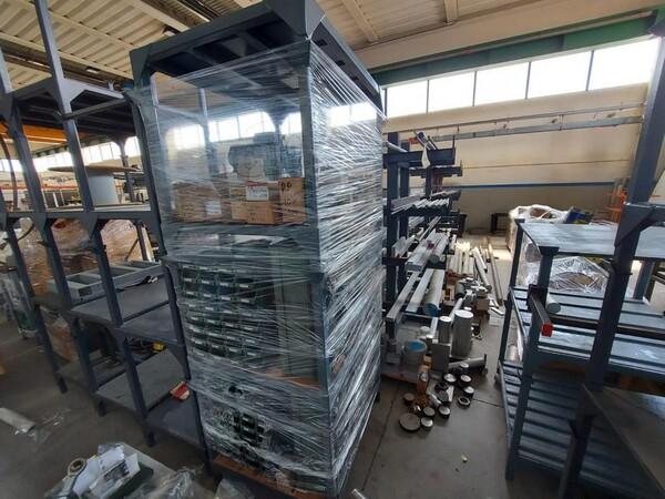 1#6118 Centri fresatura tornitura Mazak e attrezzature lavorazioni meccaniche in vendita - foto 189