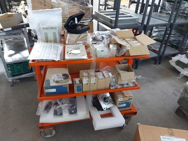 1#6118 Centri fresatura tornitura Mazak e attrezzature lavorazioni meccaniche in vendita - foto 190