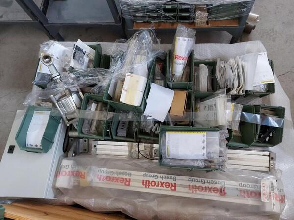 1#6118 Centri fresatura tornitura Mazak e attrezzature lavorazioni meccaniche in vendita - foto 192