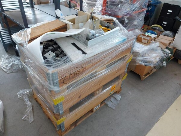 1#6118 Centri fresatura tornitura Mazak e attrezzature lavorazioni meccaniche in vendita - foto 193