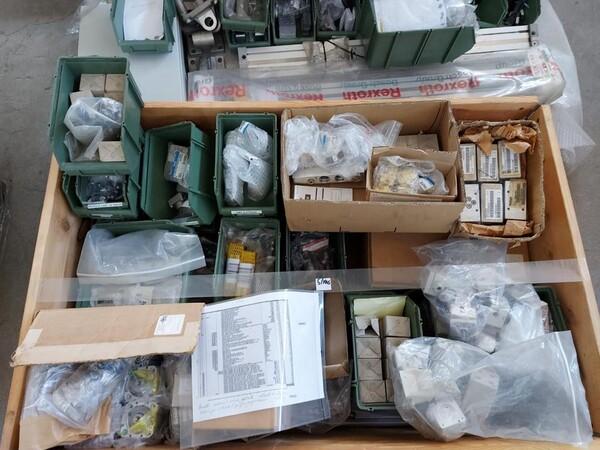 1#6118 Centri fresatura tornitura Mazak e attrezzature lavorazioni meccaniche in vendita - foto 195