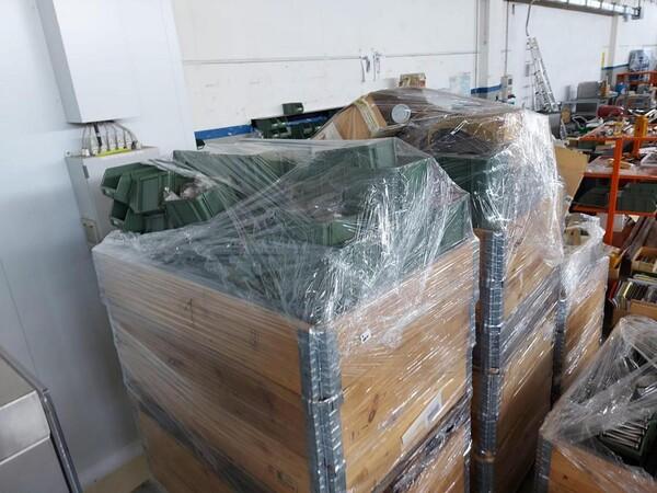 1#6118 Centri fresatura tornitura Mazak e attrezzature lavorazioni meccaniche in vendita - foto 197