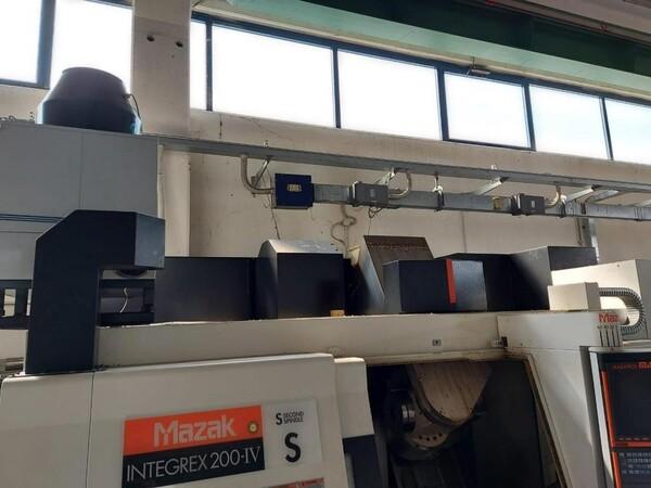 1#6118 Centri fresatura tornitura Mazak e attrezzature lavorazioni meccaniche in vendita - foto 201