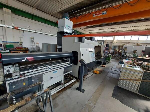 1#6118 Centri fresatura tornitura Mazak e attrezzature lavorazioni meccaniche in vendita - foto 202