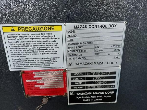 1#6118 Centri fresatura tornitura Mazak e attrezzature lavorazioni meccaniche in vendita - foto 204