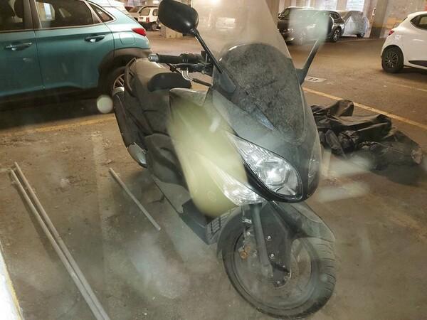 1#6119 Motociclo Yamaha T- MAX in vendita - foto 10