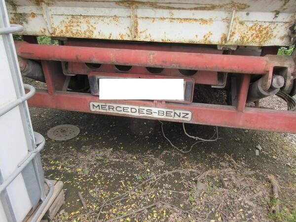 1#6120 Autocarro Mercedes e Motociclo Lambretta in vendita - foto 44
