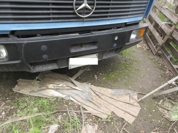 1#6120 Autocarro Mercedes e Motociclo Lambretta in vendita - foto 45