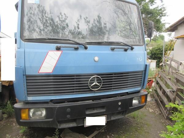 1#6120 Autocarro Mercedes e Motociclo Lambretta in vendita - foto 47