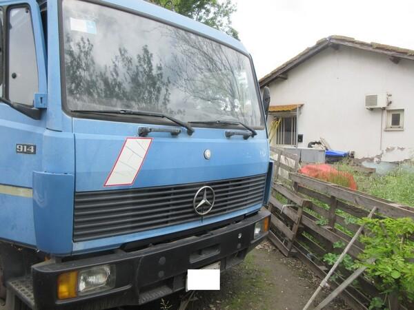 1#6120 Autocarro Mercedes e Motociclo Lambretta in vendita - foto 48
