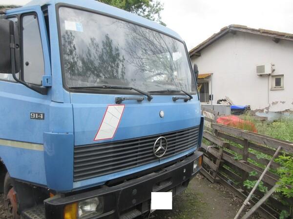1#6120 Autocarro Mercedes e Motociclo Lambretta in vendita - foto 55
