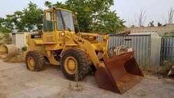 Caterpillar 926 wheel loader - Lot 1 (Auction 6125)