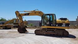 Crawler excavator HEX 319 - Lot 15 (Auction 6125)