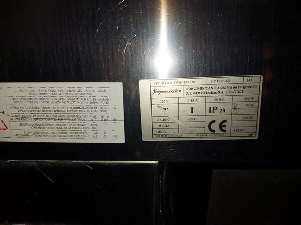 10#6126 Vetrine calde e fredde in vendita - foto 15