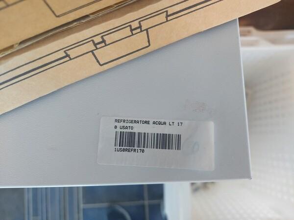 21#6126 Refrigeratore acqua Colip in vendita - foto 4