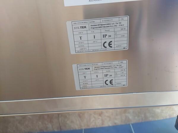 5#6126 Vetrina fredda Stiltek in vendita - foto 3