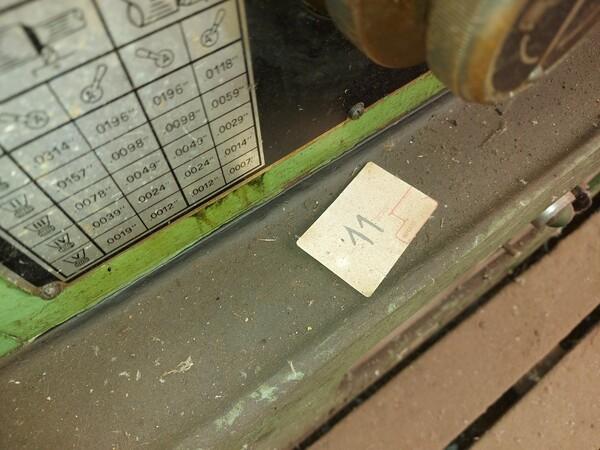 11#6127 Tornio Anselmi Mono Fap in vendita - foto 3