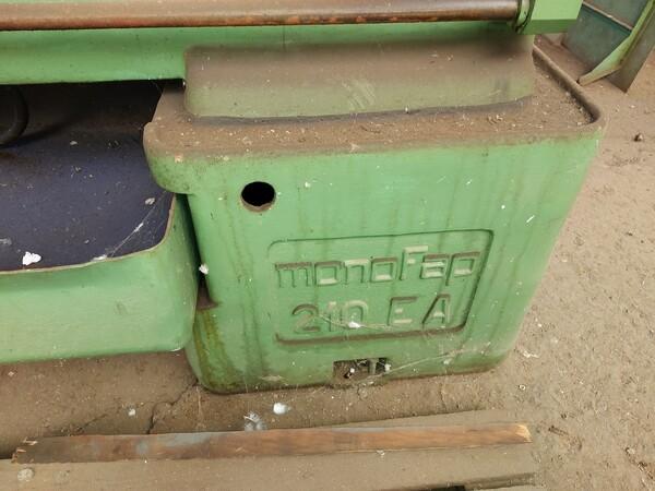 11#6127 Tornio Anselmi Mono Fap in vendita - foto 9