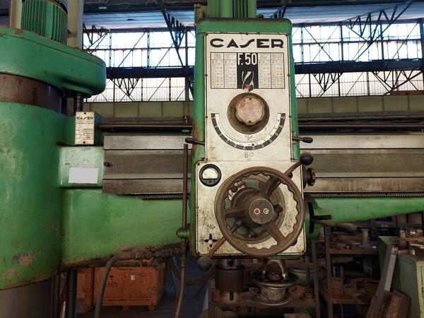 20#6127 Trapano radiale Caser in vendita - foto 6