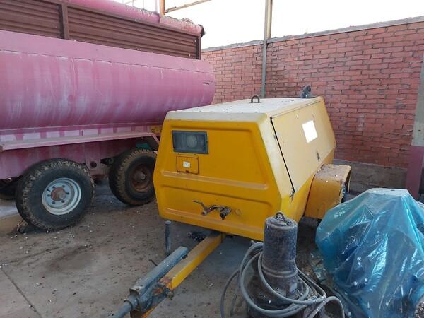 28#6127 Compressore Ingersoll Rand in vendita - foto 1