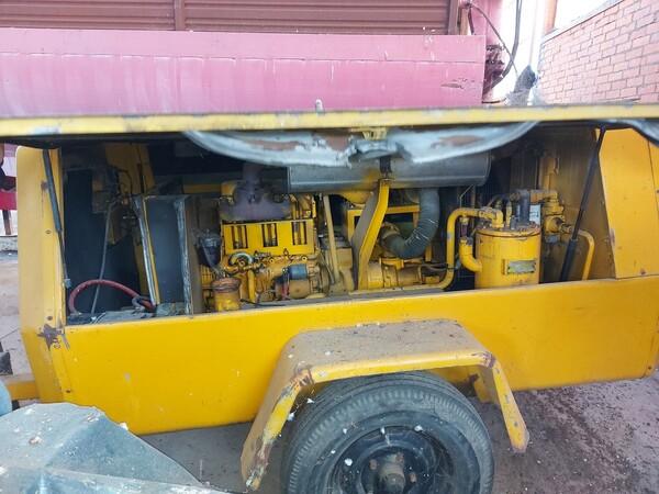 28#6127 Compressore Ingersoll Rand in vendita - foto 2