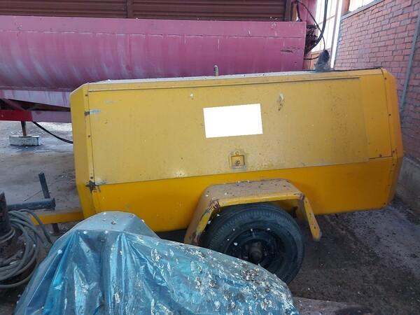 28#6127 Compressore Ingersoll Rand in vendita - foto 4