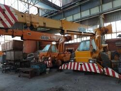 Galion crane - Lot 29 (Auction 6127)